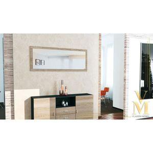 miroir bois brut achat vente miroir bois brut pas cher soldes d hiver d s le 11 janvier. Black Bedroom Furniture Sets. Home Design Ideas