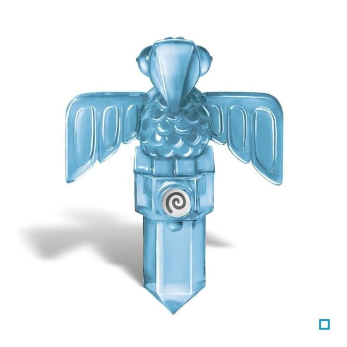 jeux pc video console figurines accessoires figurine skylanders traps air element f