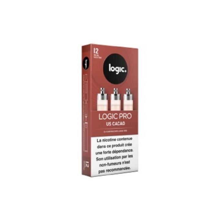 cartouche pour cigarette electronique logic pro achat vente cartouche pour cigarette. Black Bedroom Furniture Sets. Home Design Ideas