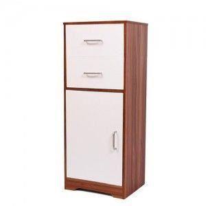 Meuble rangement pr salle de bains n63 40x30x98cm achat - Meuble rangement cdiscount ...