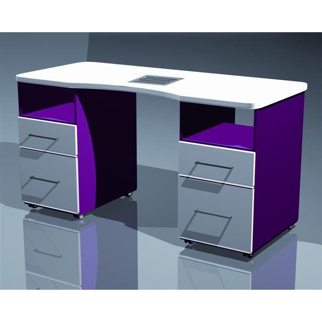 Table Manucure Professionnelle Perla Tabouret Achat Vente Coffret De Manucure Table Manucure