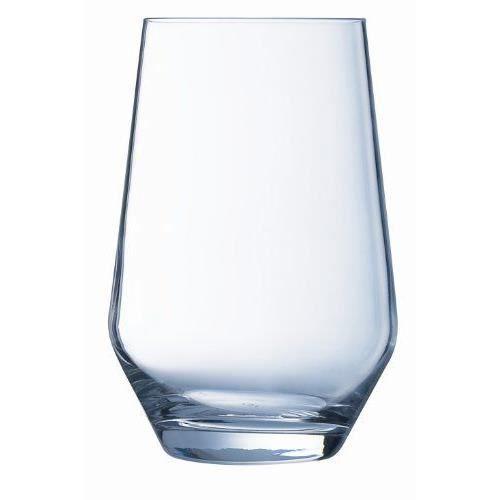 cristal d 39 arques 9203334 coffret de 6 gobelets forme haute ose 55 cl achat vente verre. Black Bedroom Furniture Sets. Home Design Ideas