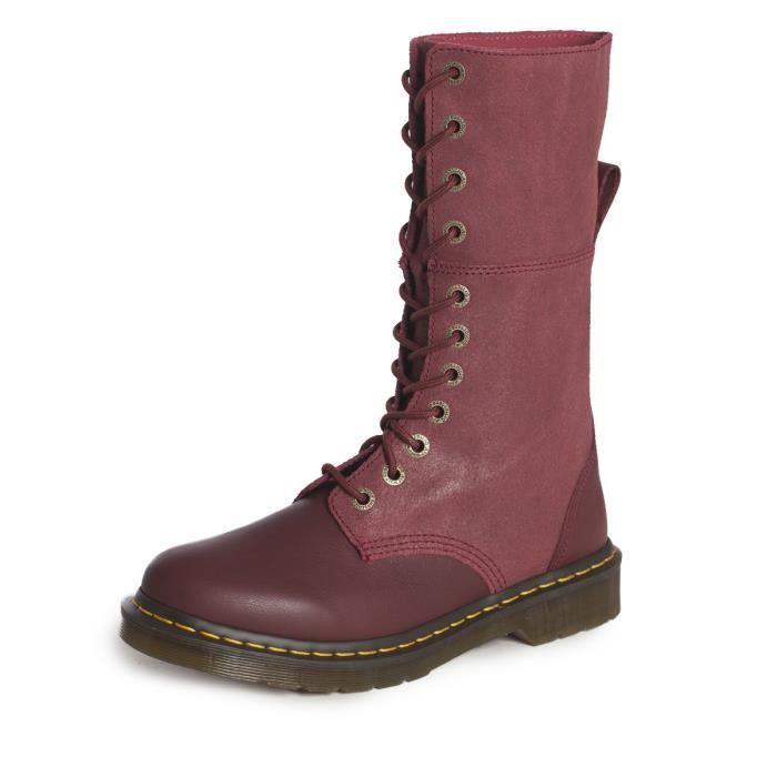 boots dr martens hazil 20346600 bordeaux achat vente bottine soldes cdiscount. Black Bedroom Furniture Sets. Home Design Ideas