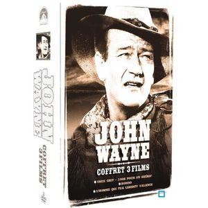 dvd r coffret john wayne