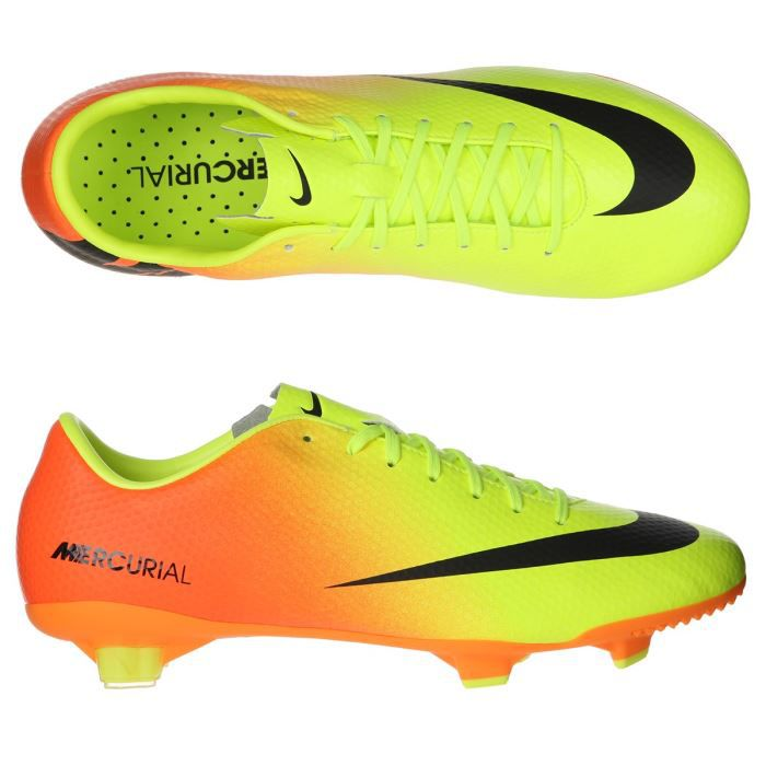 chaussure de football mercurial