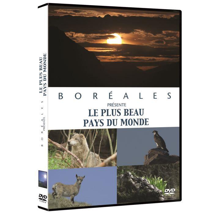 Dvd le plus beau pays du monde en dvd film pas cher cdiscount - Le plus beau voilier du monde ...