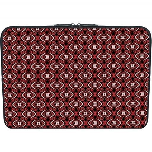 housse neoprene pc ordinateur portable 13 3 pouces douce motif rouge prix pas cher cdiscount. Black Bedroom Furniture Sets. Home Design Ideas