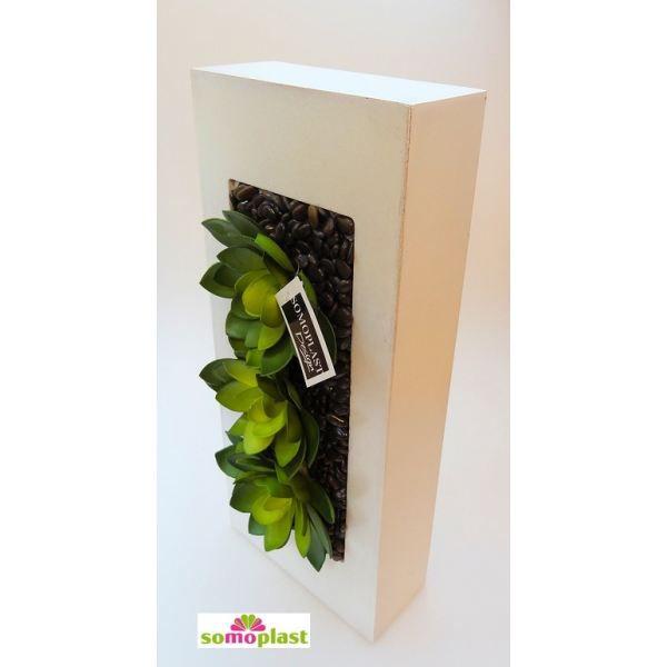 tableau v g tal poser ou fixer au mur pla achat vente fleur artificielle bois cdiscount. Black Bedroom Furniture Sets. Home Design Ideas