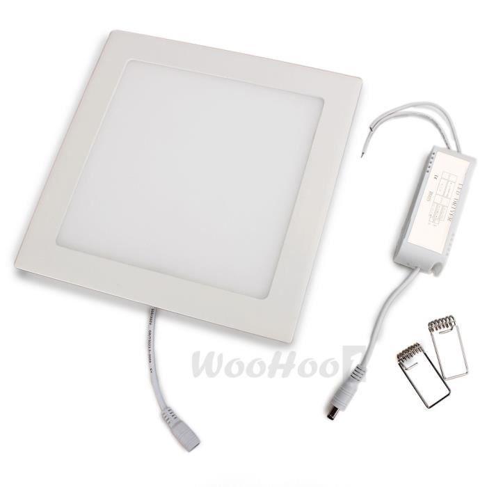 18w 90led 2835 smd lampe ampoule encastrable plafond lumi re blanc chaud 1480lm achat vente - Lampe encastrable plafond ...