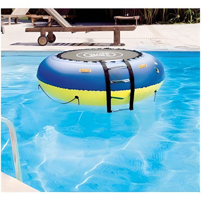 Bou e trampoline 4 en 1 achat vente jeux de piscine for Trampoline piscine decathlon