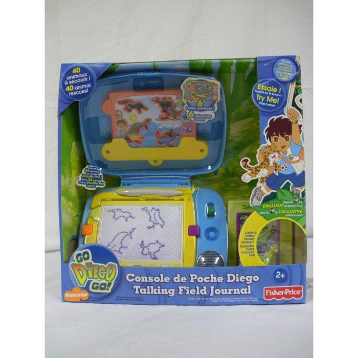 Ma console de poche diego achat vente console ducative ma console de poche diego cdiscount - Jeux de go diego ...
