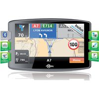 Navigation GPS MAPPY MAXIS709 NOIR EUROPE 22 PAYS CARTE A VIE