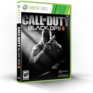 JEUX XBOX 360 XBOX 360 CALL OF DUTY BLACK OPS 2 ACTIVISION