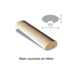 main courante inox brosse achat vente main courante inox brosse pas cher cdiscount. Black Bedroom Furniture Sets. Home Design Ideas