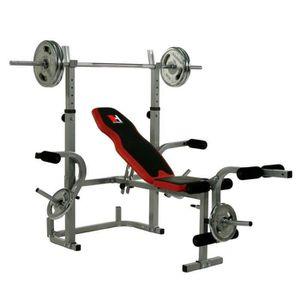 BANC DE MUSCULATION HAMMER Banc de Musculation Bermuda XT