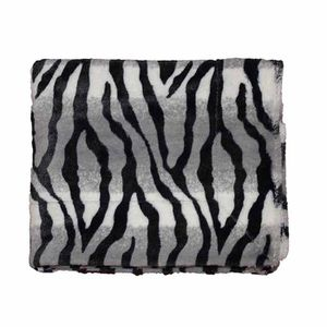 COUVERTURE - PLAID Plaid imitation fourrure 130x160 ZEBROO
