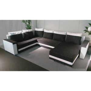 Canap mati re synth tique achat vente canap mati re for Canape d angle convertible moins de 300 euros