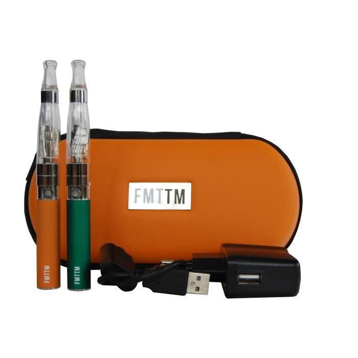 Fmttm 2 Cigarettes 233 Lectroniques Ego T 650mah Ce5 Achat
