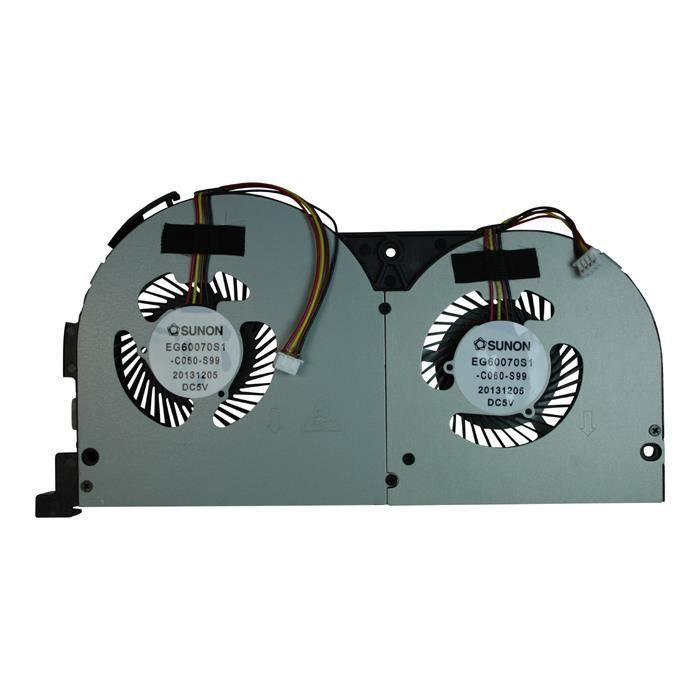 ibm lenovo y50 70 ventilateur pour ordinateurs portables prix pas cher cdiscount. Black Bedroom Furniture Sets. Home Design Ideas