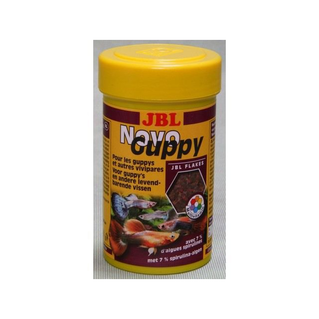 Nourriture pour poisson novoguppy achat vente for Jbl nourriture poisson