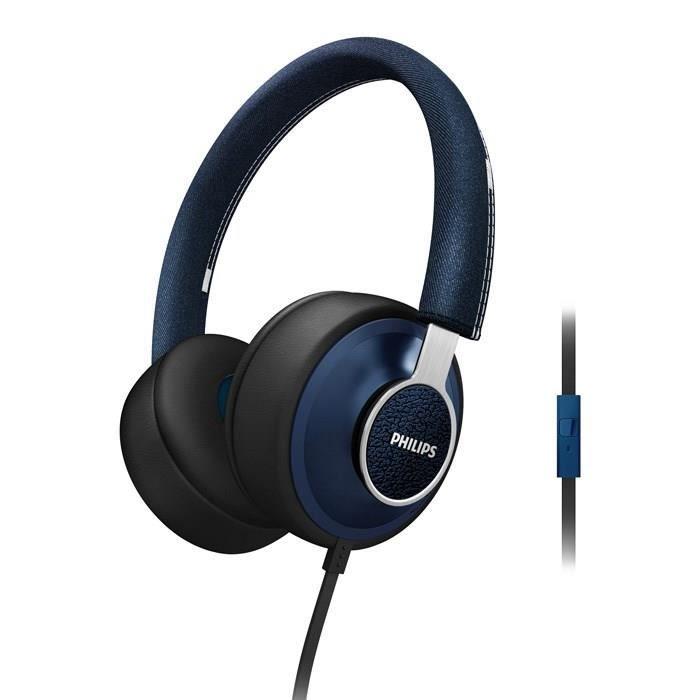 philips shl5605 casque audio micro citiscape bleu casque couteur audio avis et prix pas. Black Bedroom Furniture Sets. Home Design Ideas