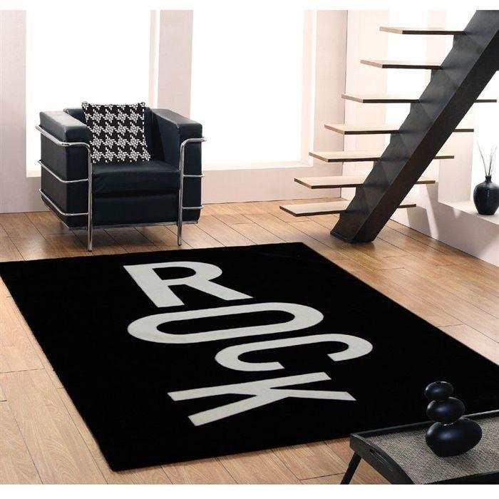 Toute l 39 offre tapis achat vente toute l 39 offre tapis - Tapis noir gris blanc ...
