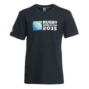 CANTERBURY T-shirt Coupe du monde Rugby 2015