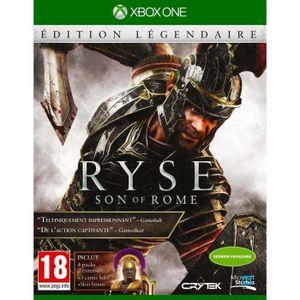 JEUX XBOX ONE Ryse GOTY Edition Légendaire Jeu Xbox One