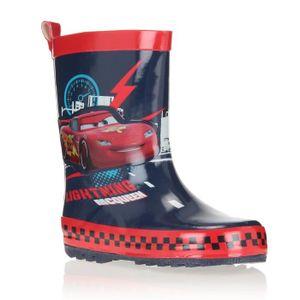 CARS Bottes de pluie Chaussures Enfant Garçon