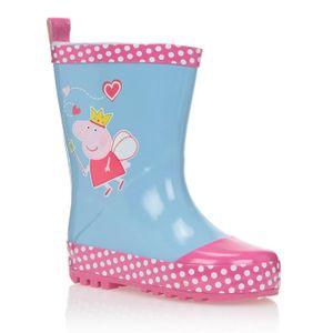 PEPPA PIG Bottes de pluie Chaussures Enfant Fille