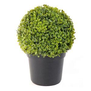 Arbuste boule achat vente arbuste boule pas cher for Arbuste artificiel