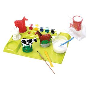 jeu de poterie platre achat vente jeu de poterie platre pas cher cdiscount. Black Bedroom Furniture Sets. Home Design Ideas