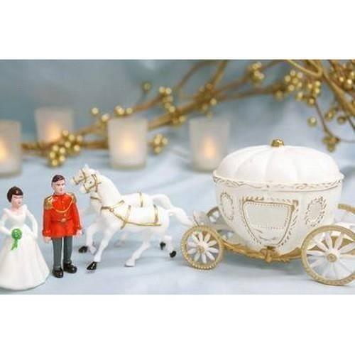 Figurine de mariage carrosse de cendrillon achat - Cendrillon et son carrosse ...