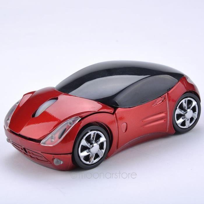 rouge usb 2 4 ghz mode voiture souris sans fil pour pc portable accessoires informatiques prix. Black Bedroom Furniture Sets. Home Design Ideas