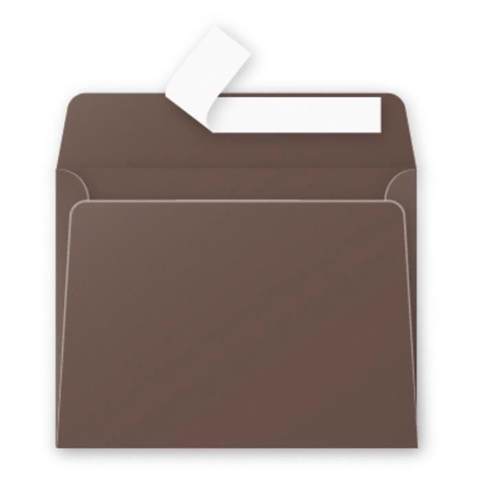 Enveloppe 120g 90x140 marron taup pqt 20 achat vente for Fenetre 90x140
