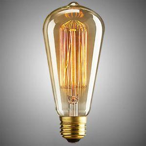 ampoule filament led vintage achat vente ampoule filament led vintage pas cher cdiscount. Black Bedroom Furniture Sets. Home Design Ideas