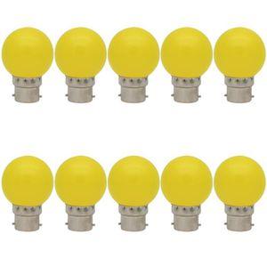 ampoule couleur led b22 achat vente ampoule couleur led b22 pas cher cdiscount. Black Bedroom Furniture Sets. Home Design Ideas