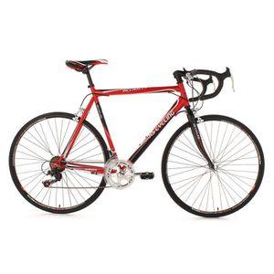 VÉLO DE COURSE - ROUTE Vélo de course Piccadilly rouge TC 55 cm