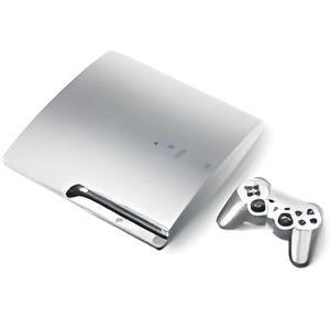 CONSOLE PS3 CONSOLE PS3 SLIM 320GIGA - SILVER