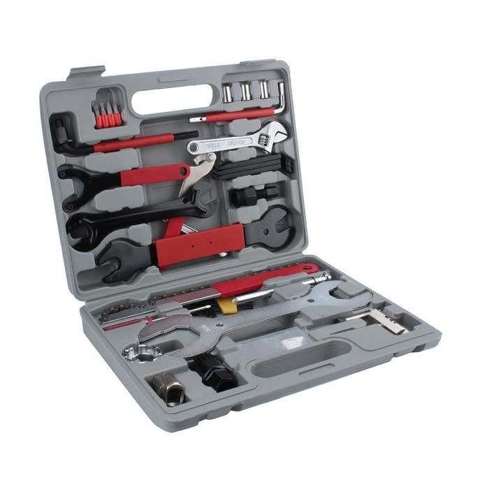 Malette outils velo achat vente malette outils velo pas cher cdiscount - Boite a outils velo ...