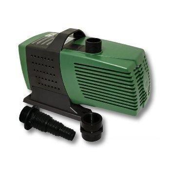 Pompe de bassin pour filtration ou cascade 8000l h achat for Pompe de cascade pour bassin