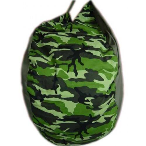 pouf poire g ant rond camouflage fabrication fran achat vente pouf poire 100 coton. Black Bedroom Furniture Sets. Home Design Ideas