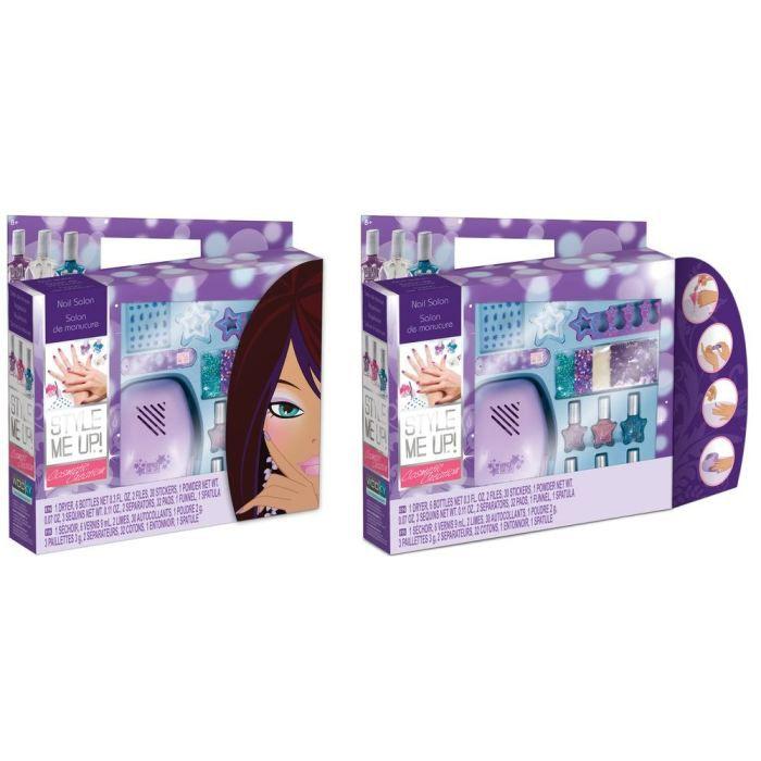 Salon de manucure achat vente kit bijoux salon de for Salon de manucure