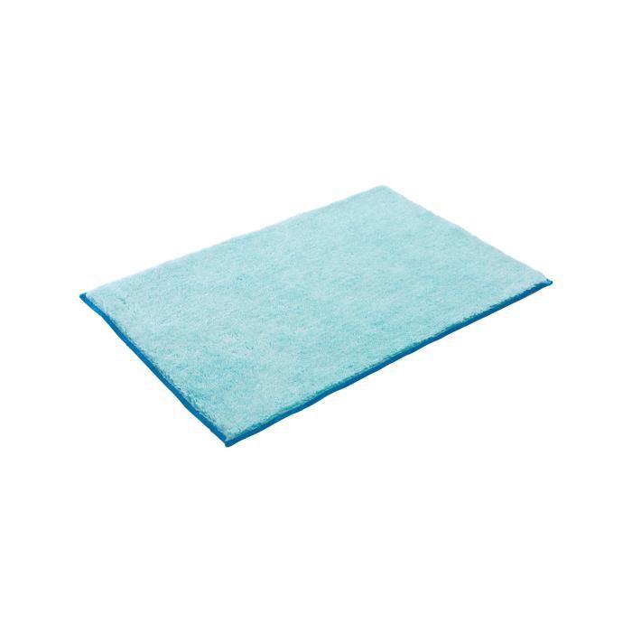 grund tapis de bain soto turquoise 65x115 cm achat vente tapis de bain cdiscount. Black Bedroom Furniture Sets. Home Design Ideas