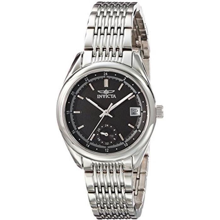 montre invicta achat vente montre montre invicta prix barr 0886678222711 cdiscount. Black Bedroom Furniture Sets. Home Design Ideas