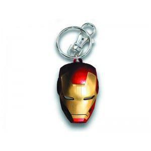 porte cl 233 s iron le masque en m 233 tal 5cm achat vente porte cl 233 s 0077764679711 cdiscount