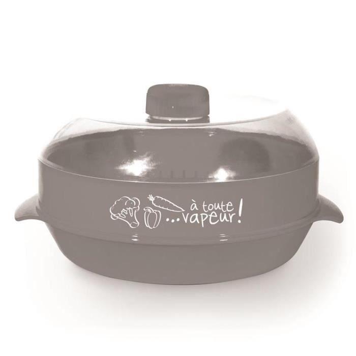 cuiseur cuit vapeur un tage special micro onde achat vente cuit vapeur cuiseur cuit. Black Bedroom Furniture Sets. Home Design Ideas