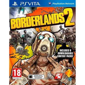JEU PS VITA Borderlands 2 Jeu PS Vita