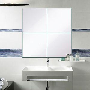 miroir achat vente miroir pas cher les soldes sur. Black Bedroom Furniture Sets. Home Design Ideas