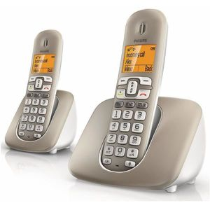 philips telephone fixe achat vente philips telephone fixe pas cher cdiscount. Black Bedroom Furniture Sets. Home Design Ideas